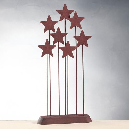 Willow Tree Nativity Metal Star Backdrop 26007