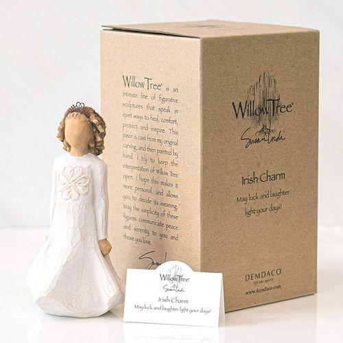 Willow Tree Irish Charm Figurine 26245