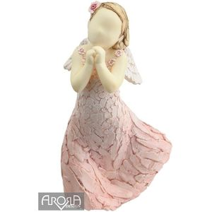 More Than Words I Believe Angel Figurine