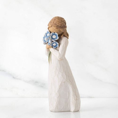 Willow Tree Forget-Me-Not Figurine 26454