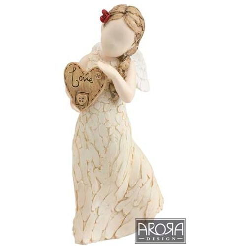 More than Words Love Figurine by Arora Design