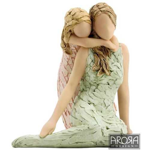 More Than Words Like Mother Like Daughter Figurine by Arora Design