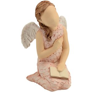 More Than Words Faith Angel Figurine