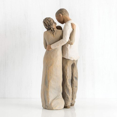 Willow Tree We Are Three Figurine (Mum Dad & Baby) 27268