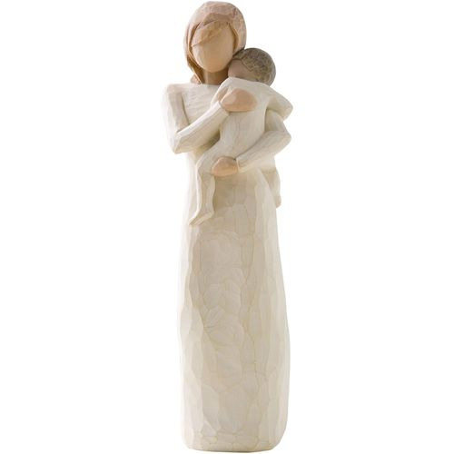 Willow Tree Mother with Three Children Figurine Set 26169 26187