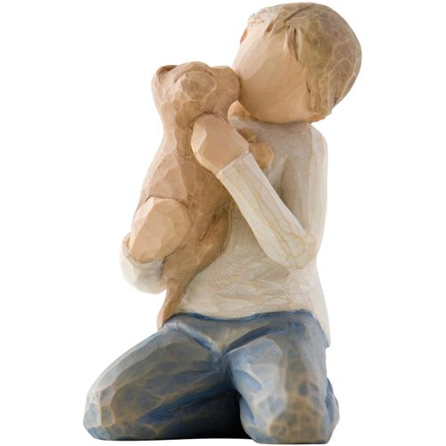 Willow Tree Mother with Two Sons Figurine Gift Set 26102 26217