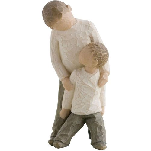 Willow Tree Mother & Baby Boy or Girl with Two Sons Figurine Gift Set 26056 26073