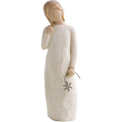Willow Tree Mother & Father with Baby & Daughter Figurine Gift Set 26171 26181