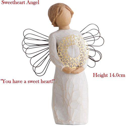 Willow Tree Sweetheart Angel Figurine 27344