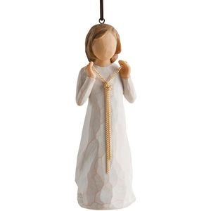 Willow Tree Truly Golden Hanging Ornament