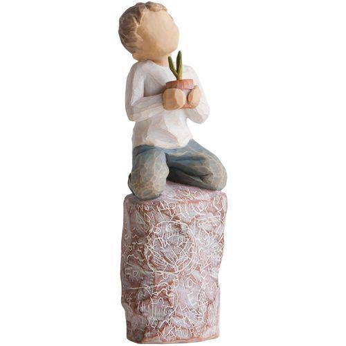 Willow Tree Set of Three Brothers Figurine Gift Set 26142 27269 26228
