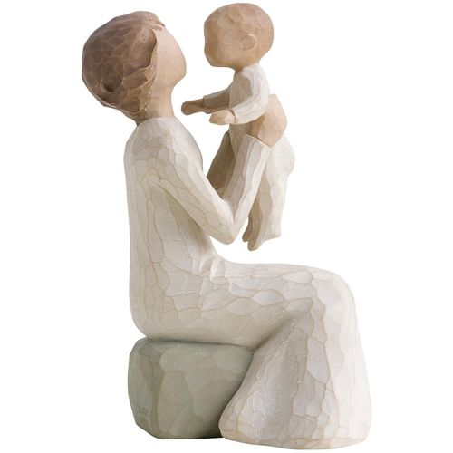 Willow Tree Grandparents with 4 Grandchildren Figurine Set 26058 26072 26224 26228
