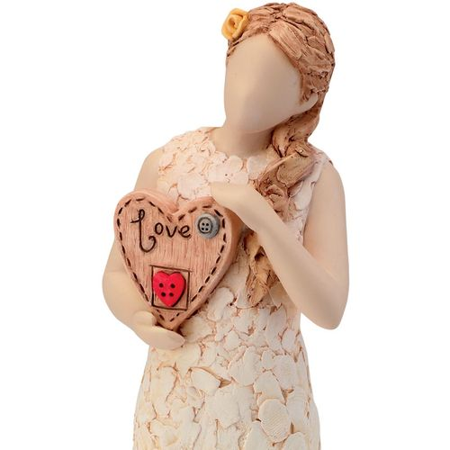 More Than Words Daughter (Loved) Figurine 9808