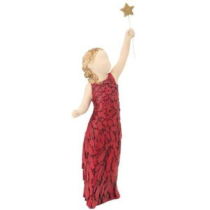 More Than Words Youre a Star Figurine (Red Dress)