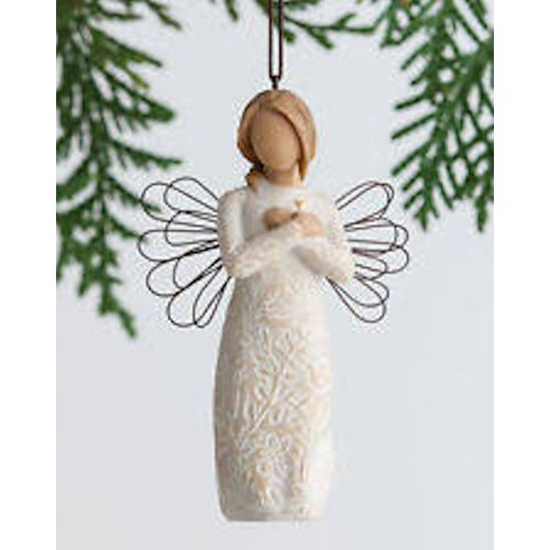 Willow Tree Remembrance Angel Hanging Ornament 27469