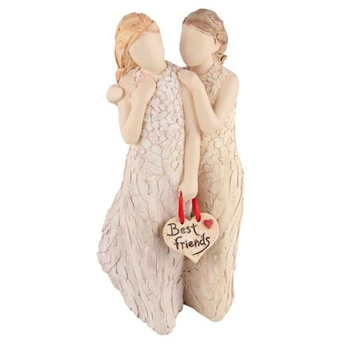 More Than Words Best Friends Figurine MTW9563