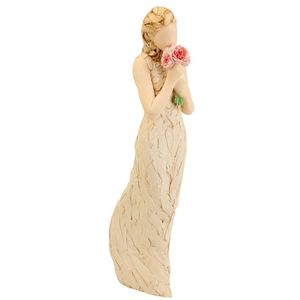 More Than Words From Me to You Lady Figurine