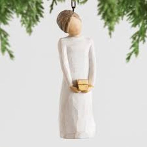 Willow Tree Spirit of Giving Hanging Ornament 26213