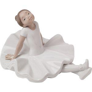Nao Resting Pose Ballerina Figurine
