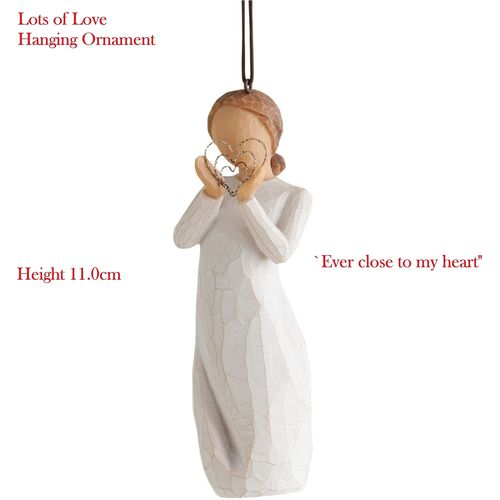 Willow Tree Lots of Love Hanging Ornament 27576