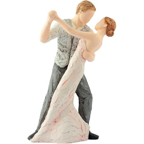 Arora Design Lost in You More Than Words Couple Ornament