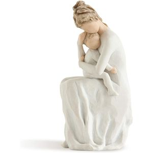 Willow Tree For Always Figurine (Mother & Baby)