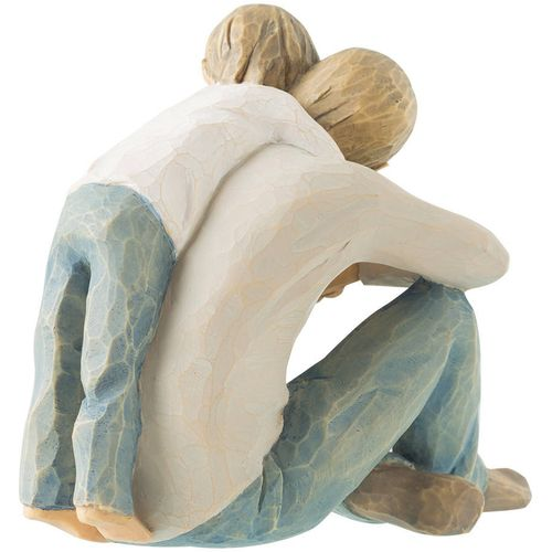 Willow Tree That`s My Dad Figurine 27595 Father and Son