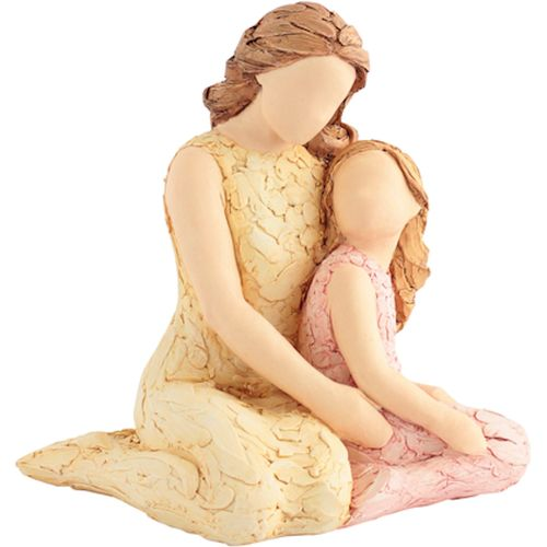 Mother & Daughter Love More Than Words Figurine by Arora Design