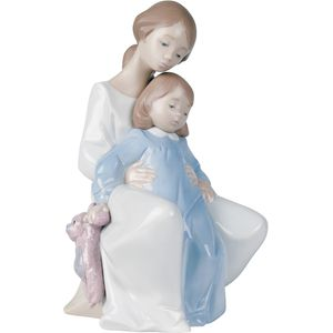 Nao A Moment with Mum Figurine
