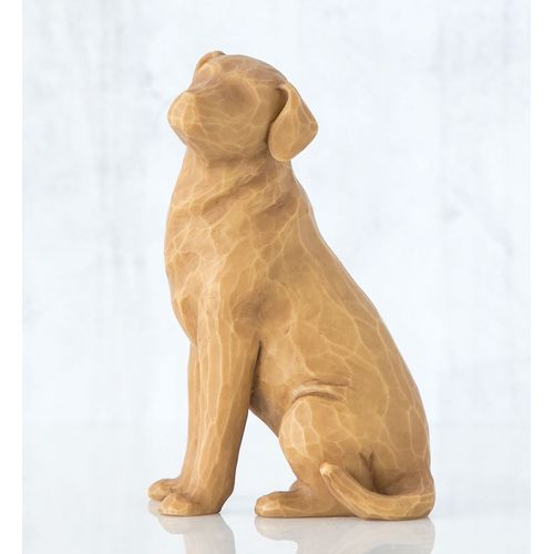 Willow Tree Love My Dog Figurine (Light) 27682