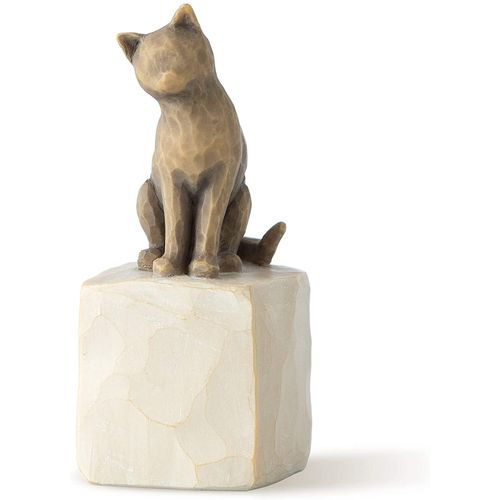 Willow Tree Love My Cat Figurine 27684