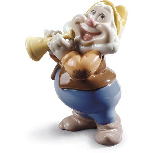 Nao Disney Seven Dwarf Figurine - Happy 02001815