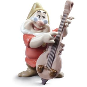 Nao Disney Seven Dwarf Figurine - Doc