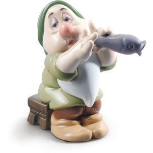 Nao Disney Seven Dwarf Figurine - Sleepy