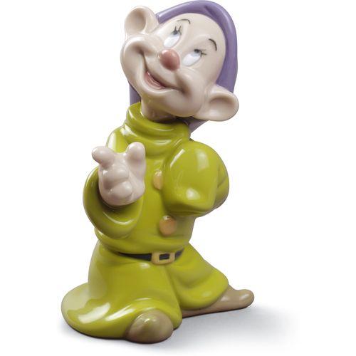 Nao Disney Seven Dwarf Figurine - Dopey 02001813
