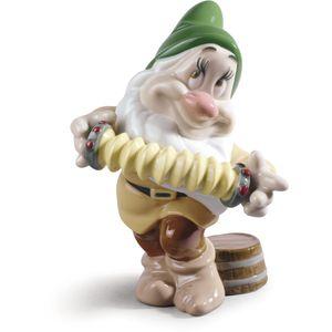 Nao Disney Seven Dwarf Figurine - Bashful