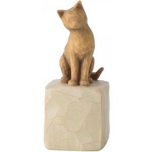 Willow Tree Love My Cat (Light) Figurine