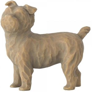 Willow Tree Love My Dog (Small Standing) Figurine