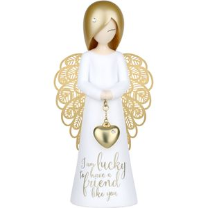 You are An Angel Figurine - I am Lucky