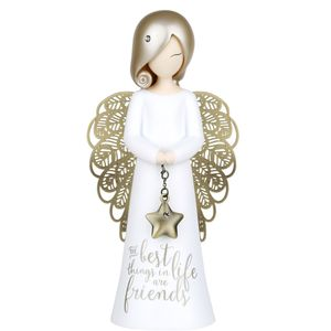 You Are An Angel Figurine - Friends The Best Things