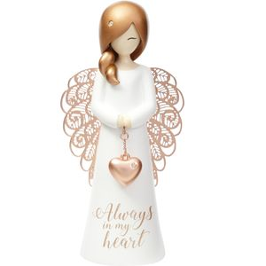 You Are An Angel Figurine - Always In My Heart