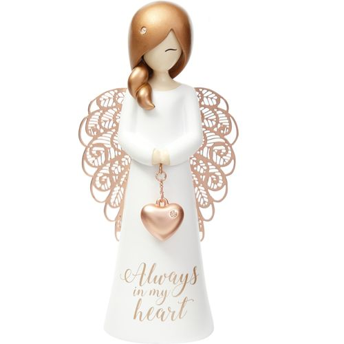 You Are An Angel Figurine - Always In My Heart ASF007