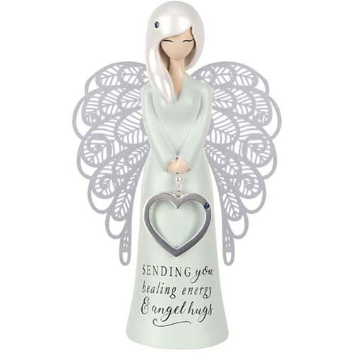You Are Angel Figurine - Sending you healing energy & angel hugs AN023