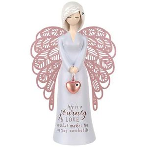You Are An Angel Figurine - Life Journey Love