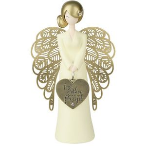 You Are An Angel Figurine - My Mother My Friend