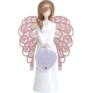 You Are An Angel Figurine - Mother & Daughter