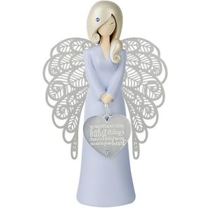 You Are An Angel Figurine - The Littlest Things (Blue)