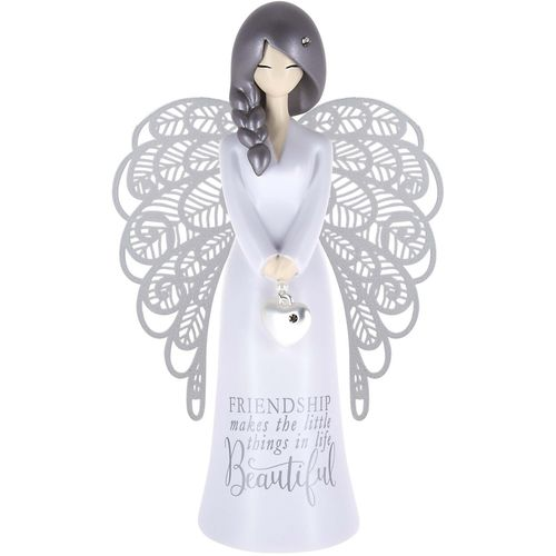 You Are An Angel Figurine - Friendship Makes the Little Things in Life Beautiful AN028