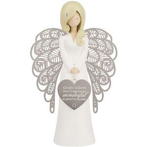 You Are An Angel Figurine - Always Believe