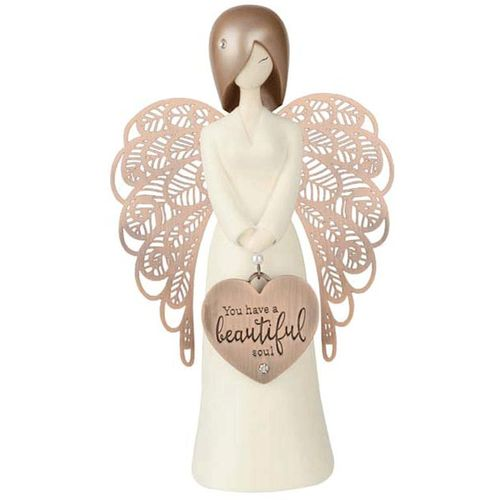 You Are An Angel Figurine - You Have A Beautiful Soul AN018